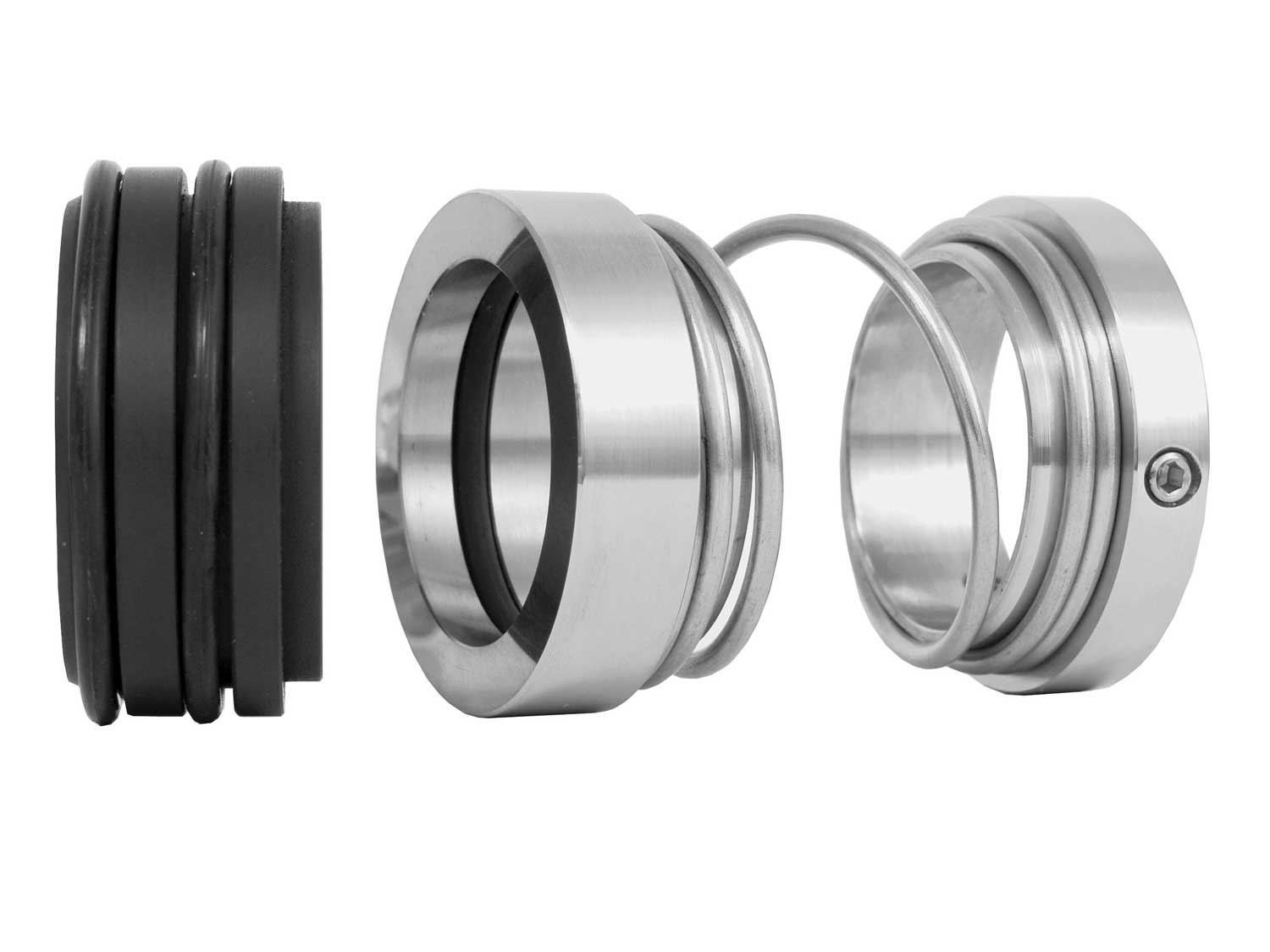'0'-Ring Mounted Seals O3